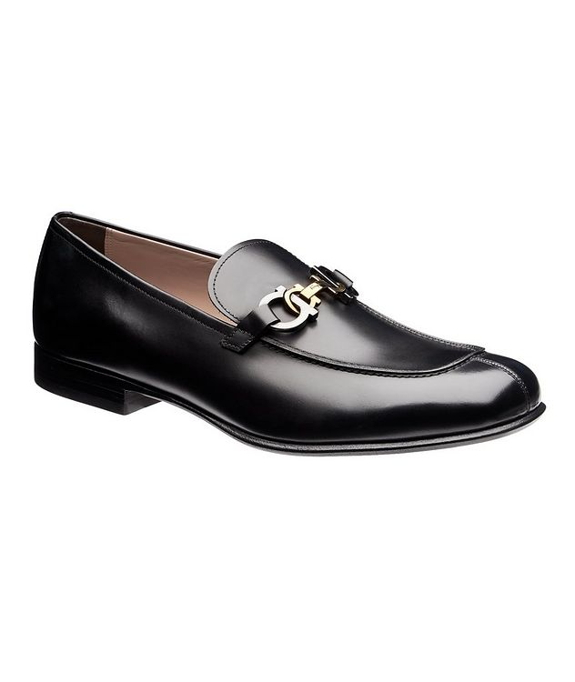 Park Calfskin Loafers picture 1