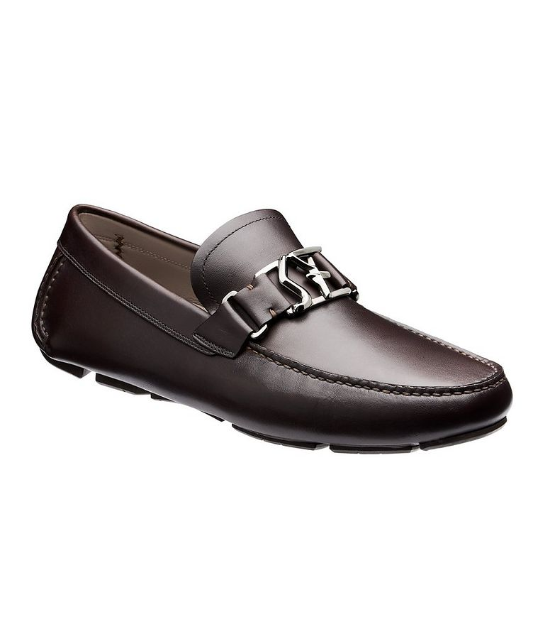 Peter Calfskin Driving Shoes image 0