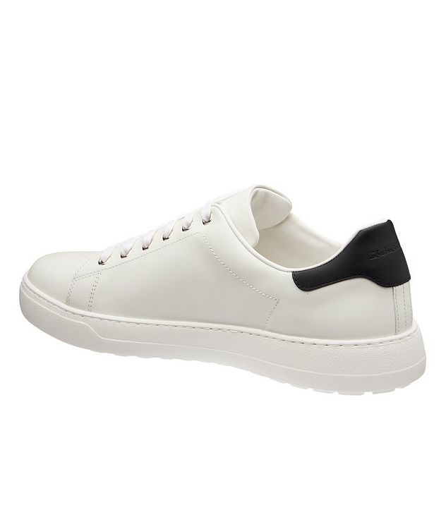 Pierre Leather Sneakers picture 2