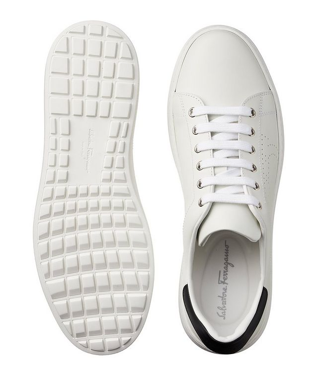 Pierre Leather Sneakers picture 3