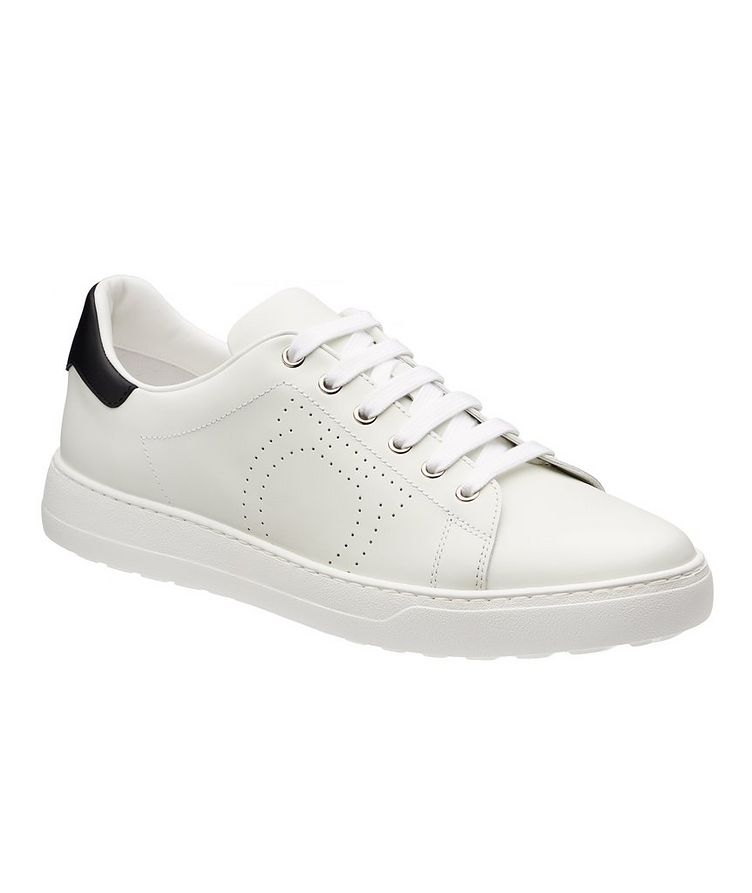 Pierre Leather Sneakers image 0