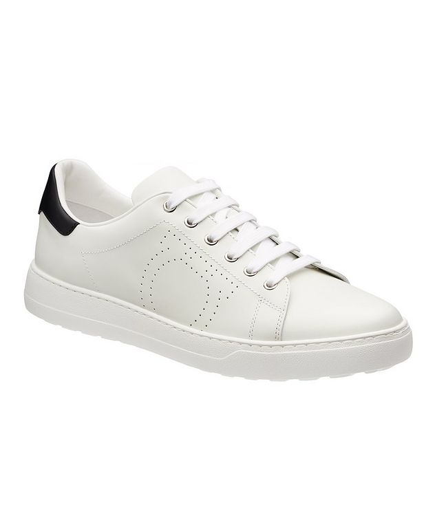 Pierre Leather Sneakers picture 1