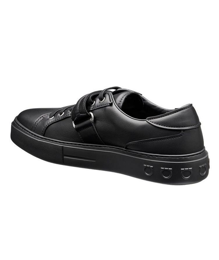 Pharrel Leather Sneakers image 1