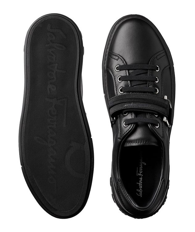 Pharrel Leather Sneakers picture 3