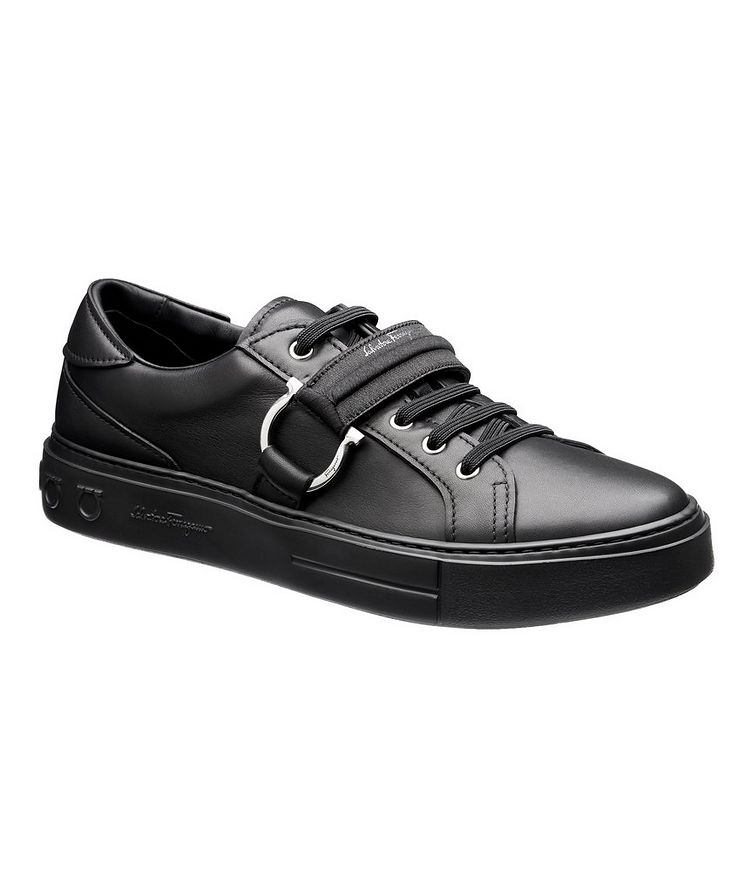 Pharrel Leather Sneakers image 0