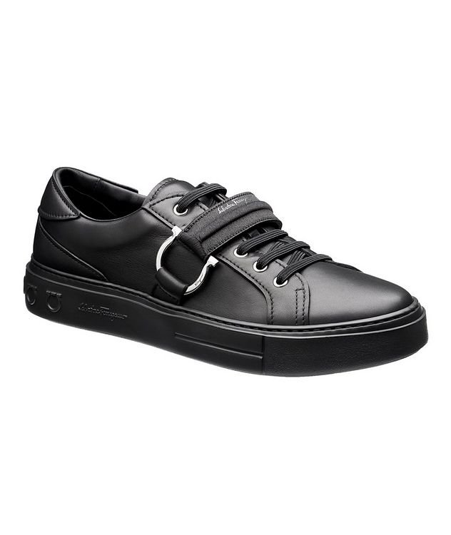 Pharrel Leather Sneakers picture 1