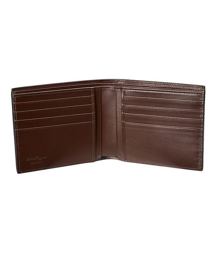 Gancini Embossed Leather Bifold Wallet image 1