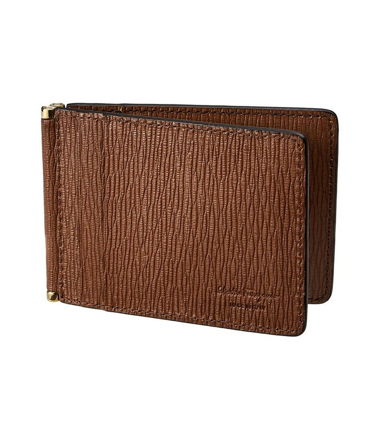 Leather Bifold Cardholder image 2