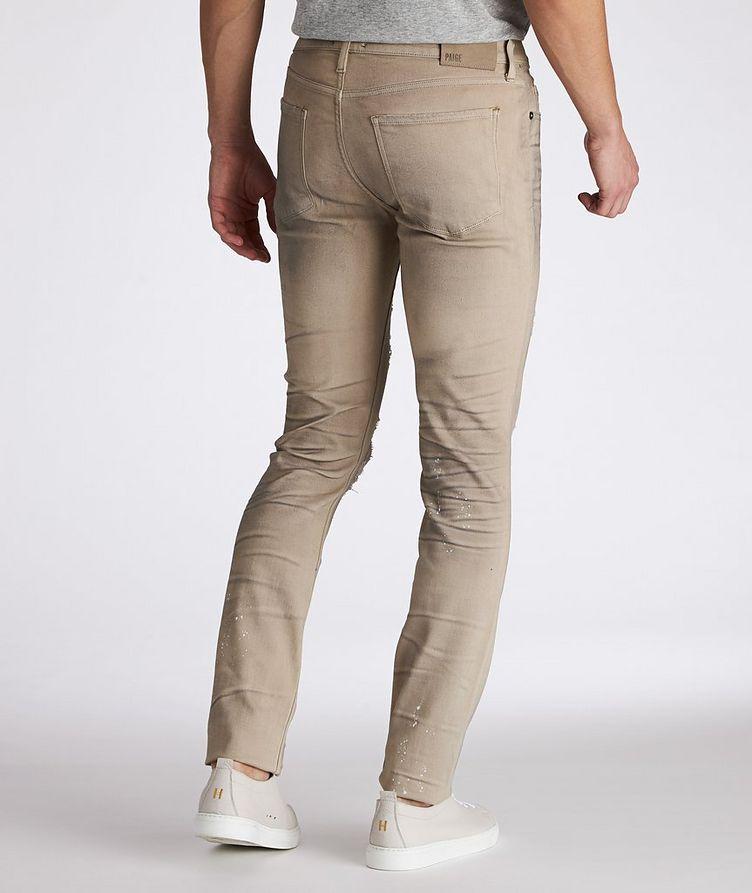 Lennox Slim Transcend Destructed Jeans image 1