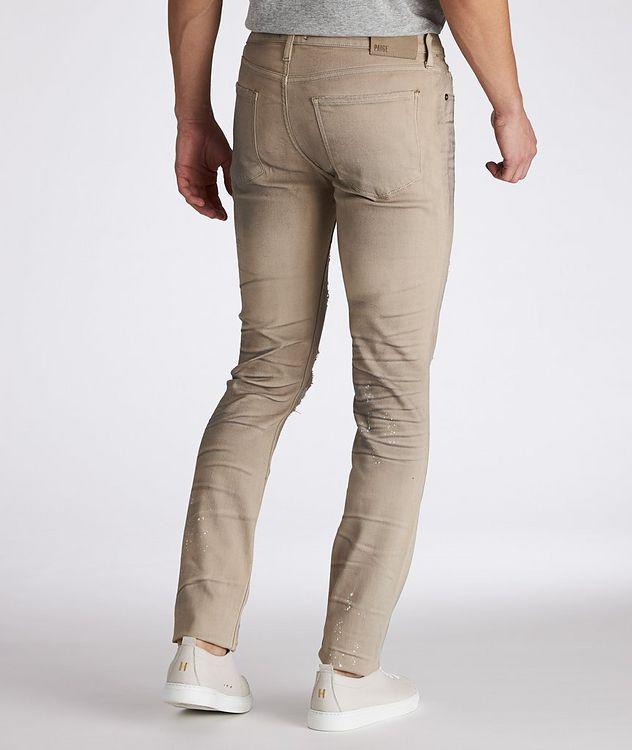 Lennox Slim Transcend Destructed Jeans picture 2
