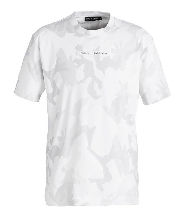 Printed Cotton T-Shirt picture 1