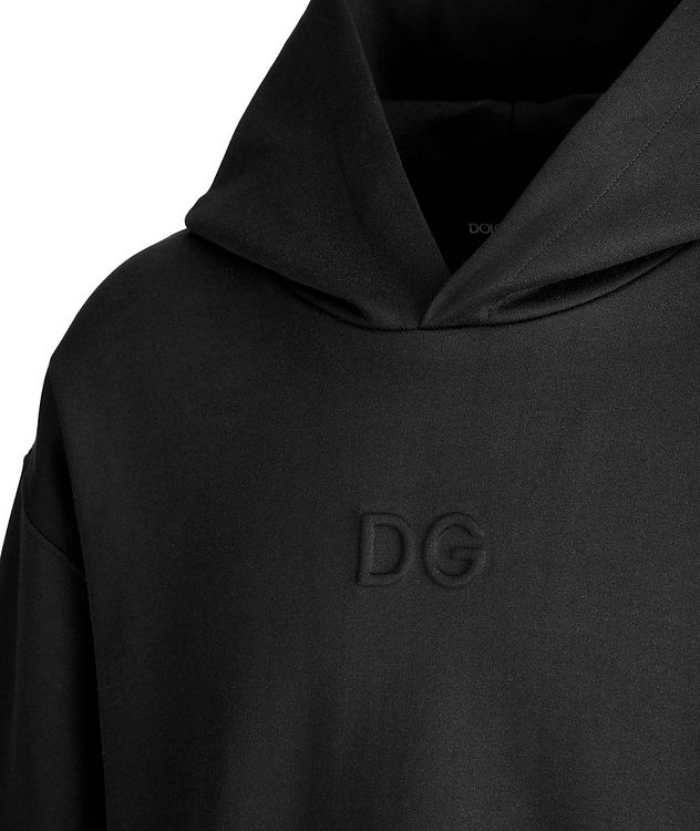 Oversized Stretch-Cotton Hoodie picture 2
