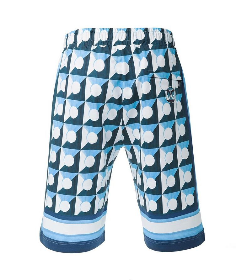 Gio Ponti Cotton Shorts image 1