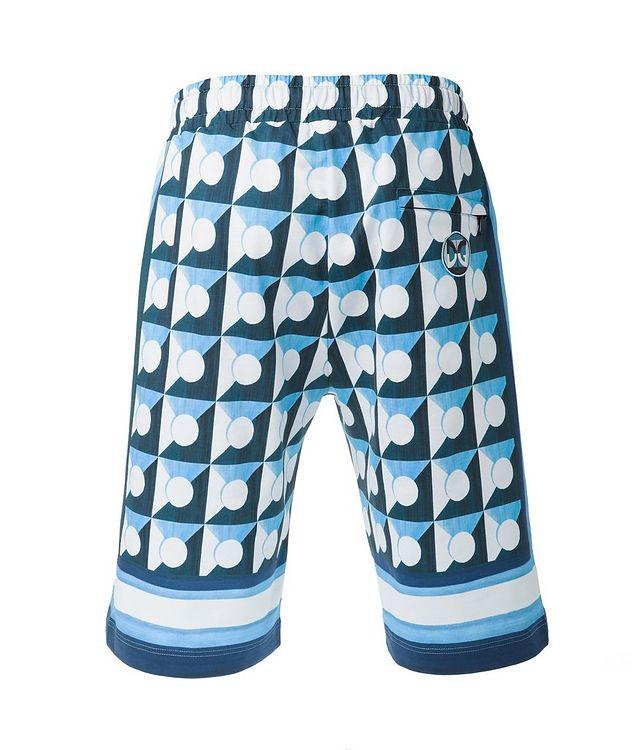 Gio Ponti Cotton Shorts picture 2