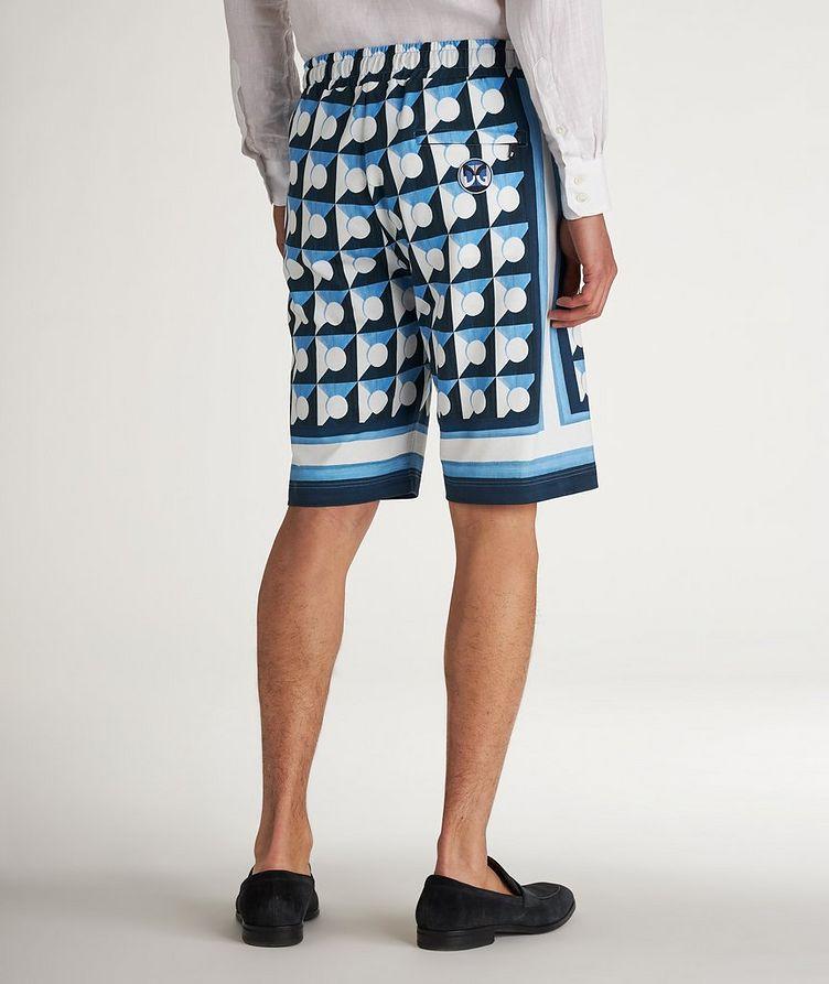 Gio Ponti Cotton Shorts image 3