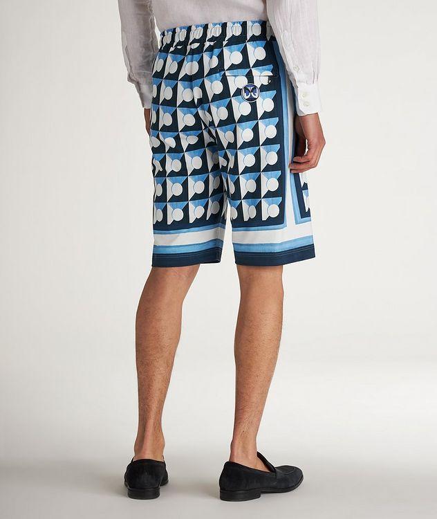 Gio Ponti Cotton Shorts picture 4