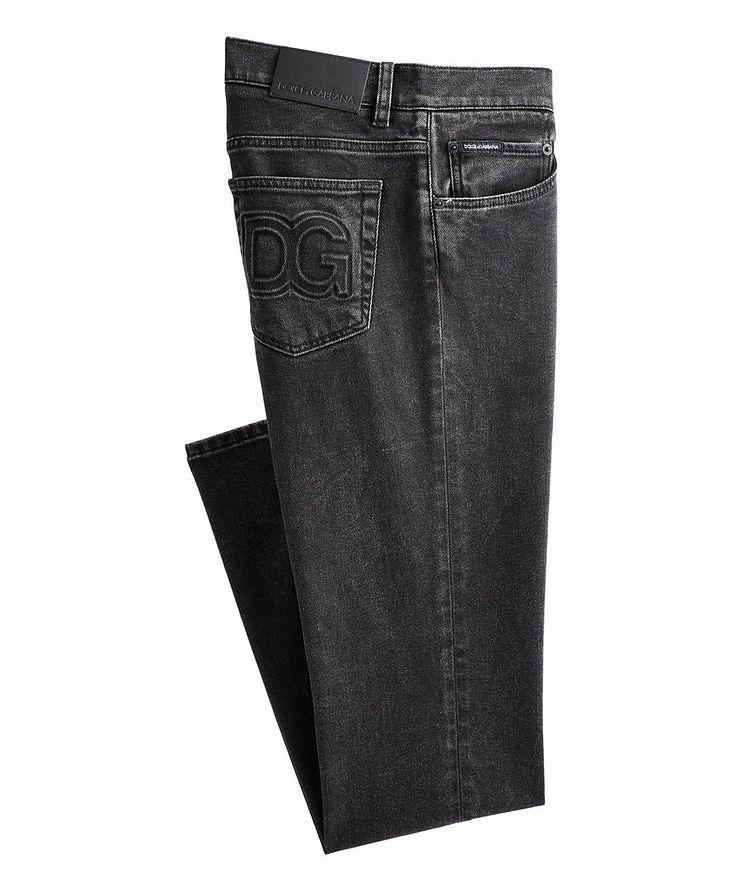 Stretch-Cotton Jeans image 0