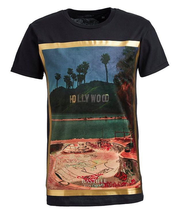HOLLYWOOD T-Shirt picture 1