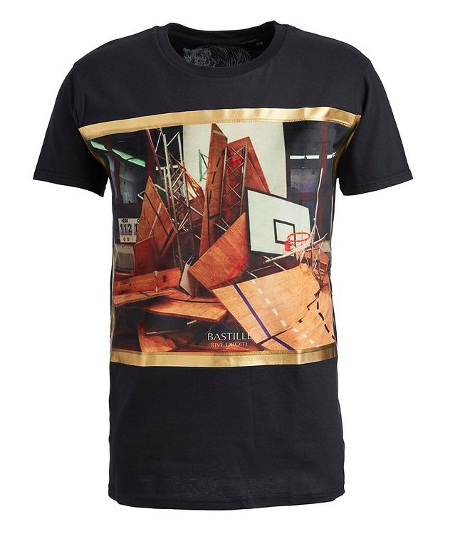 BROKEN COURT T-Shirt picture 1