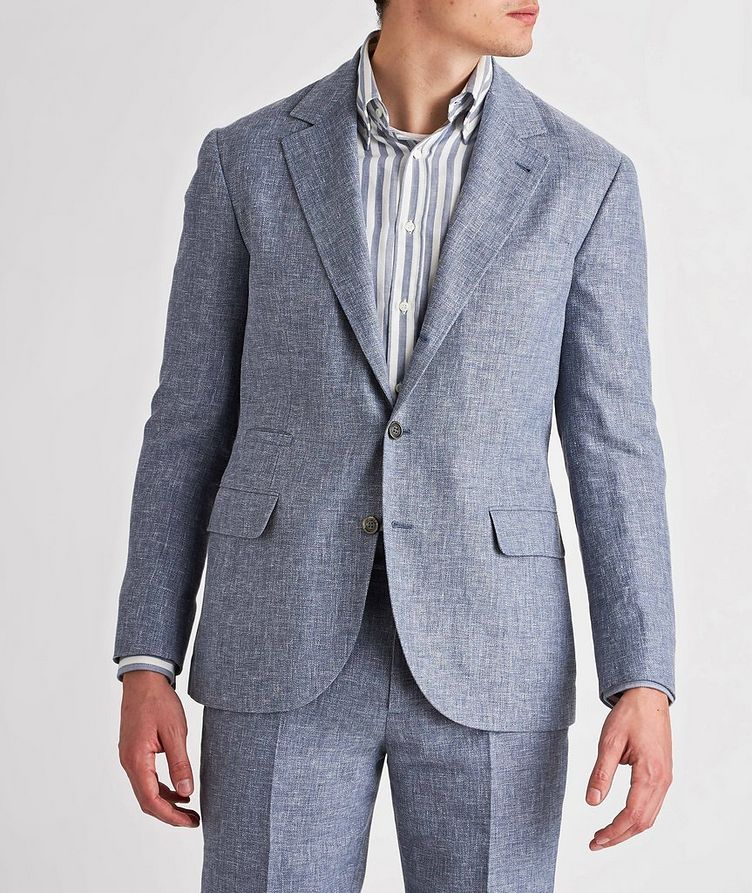 Linen, Wool, and Silk Sports Jacket image 1