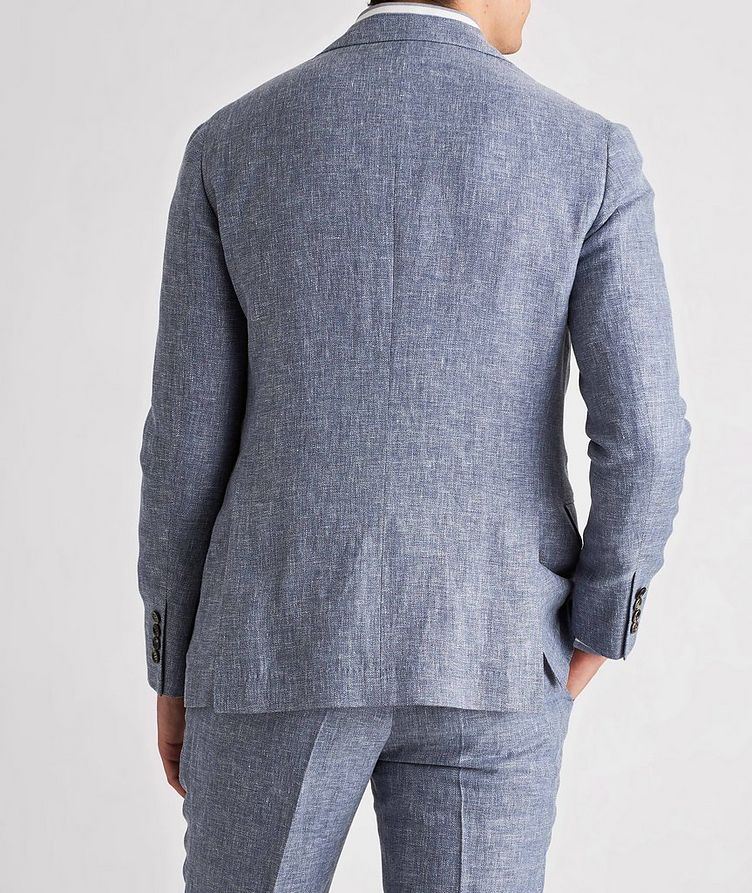Linen, Wool, and Silk Sports Jacket image 2