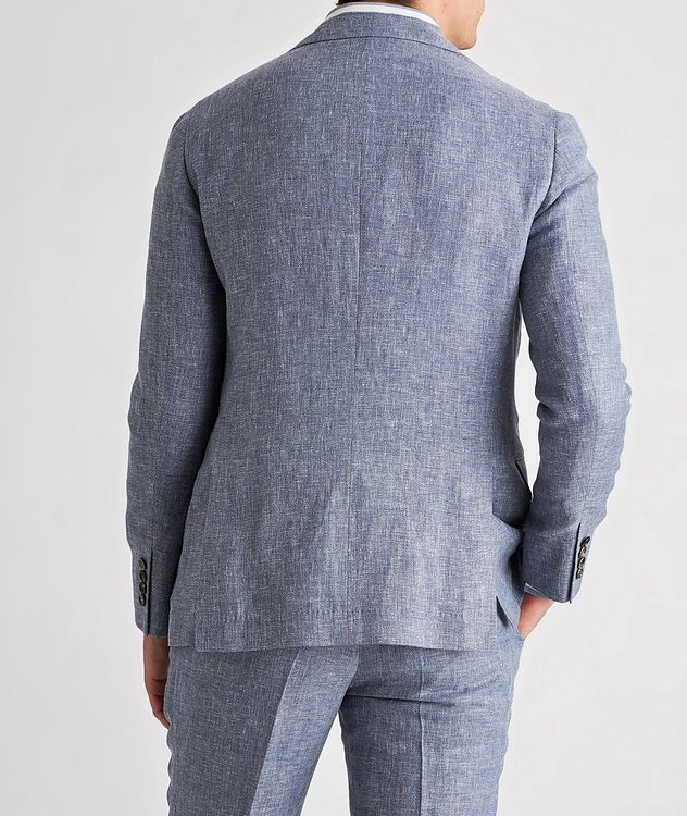 Linen, Wool, and Silk Sports Jacket picture 3
