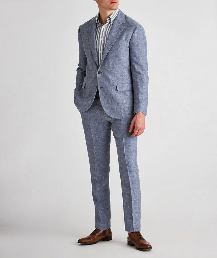 Linen, Wool, and Silk Sports Jacket image 4