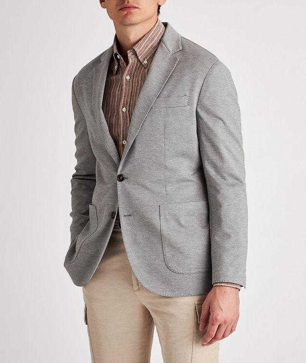 Silk-Cotton Sports Jacket picture 2