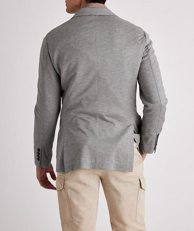 Silk-Cotton Sports Jacket picture 3