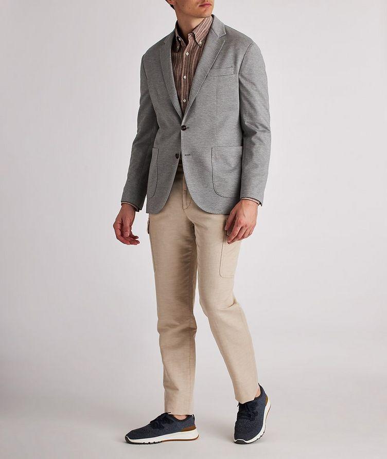 Silk-Cotton Sports Jacket image 4