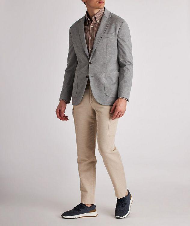 Silk-Cotton Sports Jacket picture 5