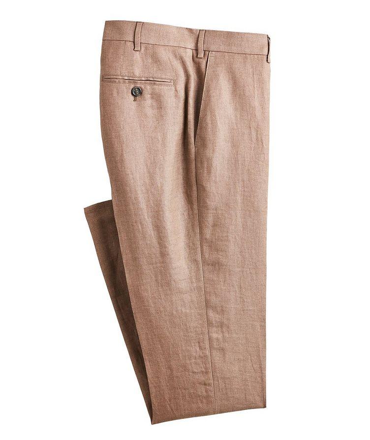 Linen Dress Pants image 0