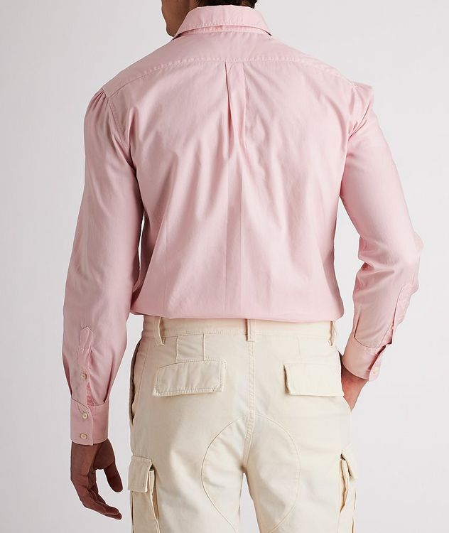 Contemporary-Fit Cotton Shirt picture 3