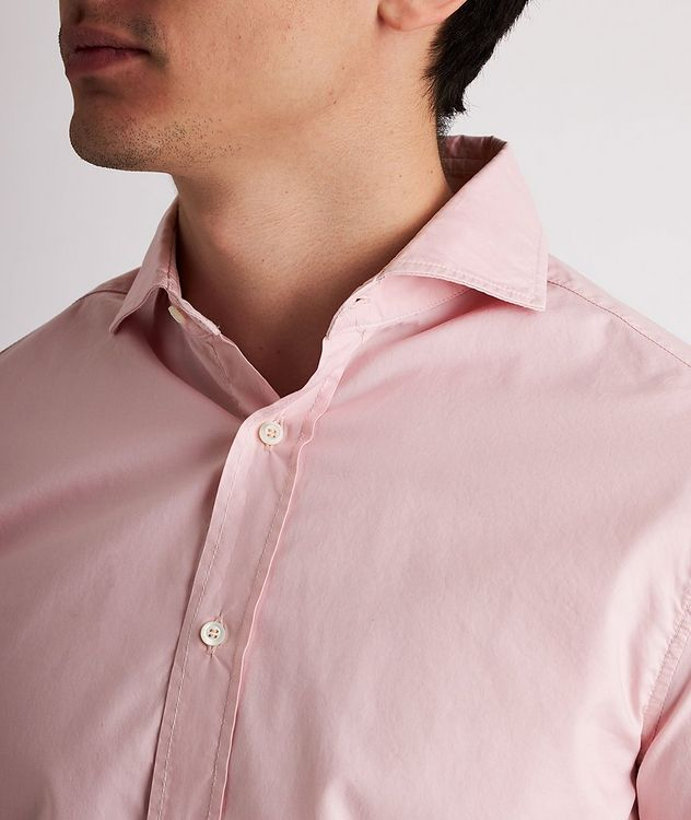 Contemporary-Fit Cotton Shirt picture 4