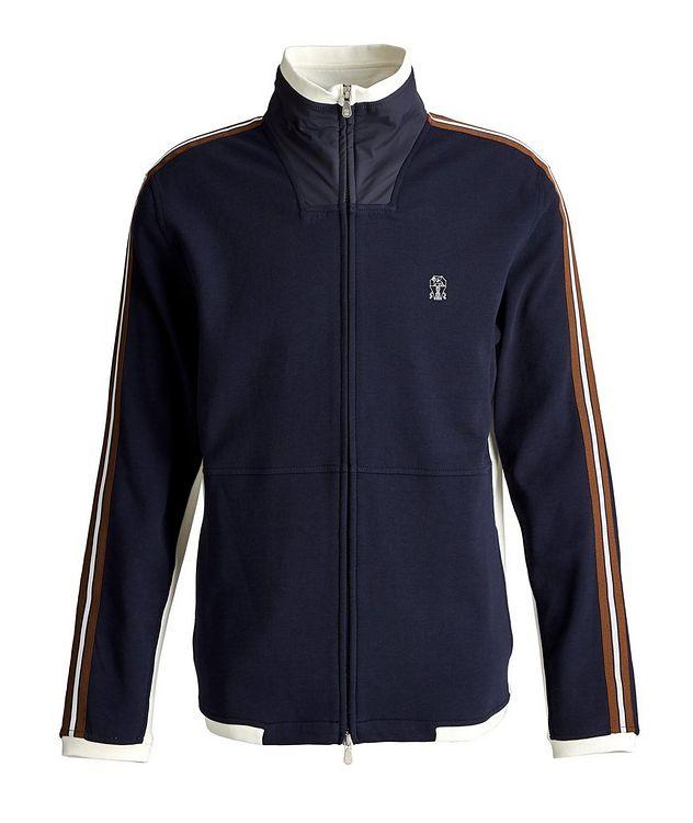 Zip-Up Sweatshirt picture 1