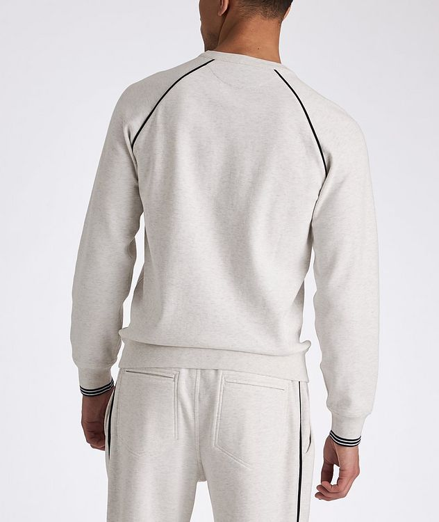 French Terrycloth Sweatshirt picture 3