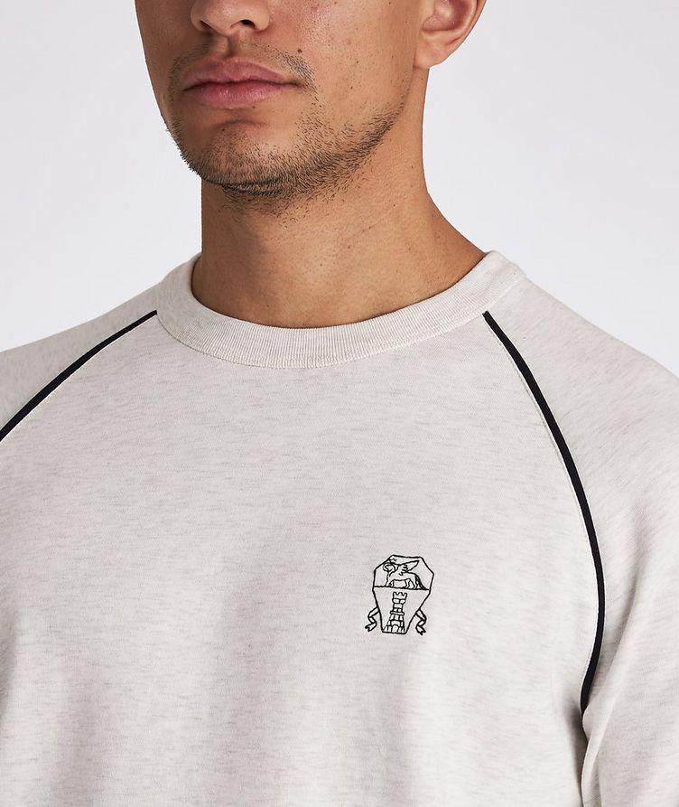 French Terrycloth Sweatshirt image 3