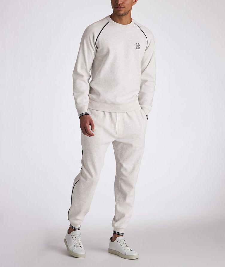 French Terrycloth Sweatshirt image 4