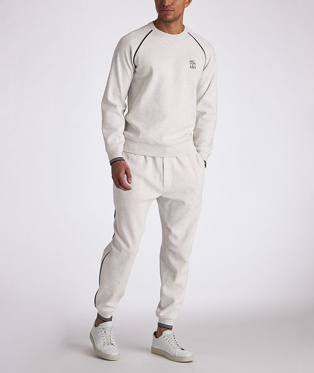 French Terrycloth Sweatshirt picture 5