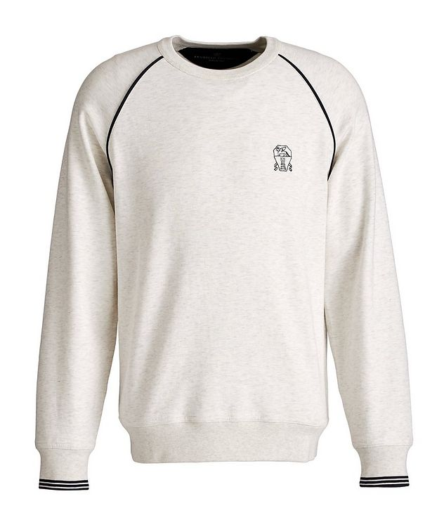 French Terrycloth Sweatshirt picture 1