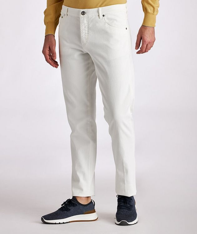 Skinny Fit Stretch Jeans picture 2