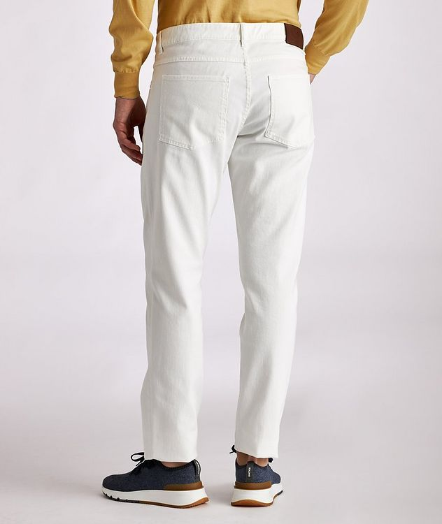 Skinny Fit Stretch Jeans picture 3