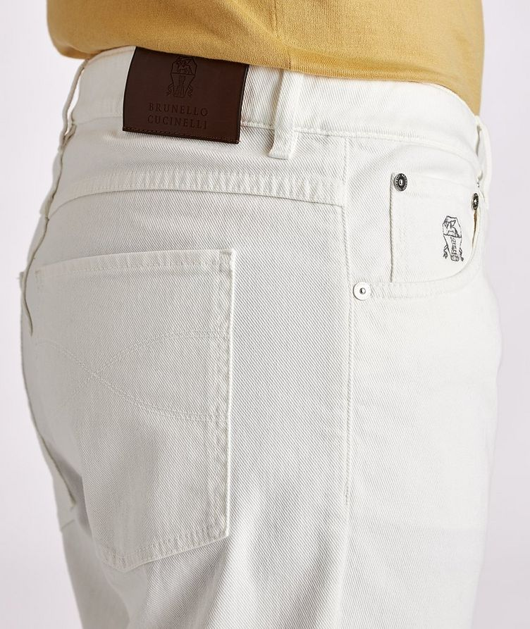 Skinny Fit Stretch Jeans image 3
