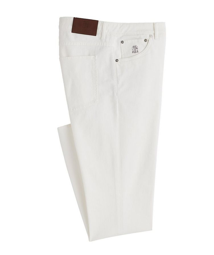 Skinny Fit Stretch Jeans image 0