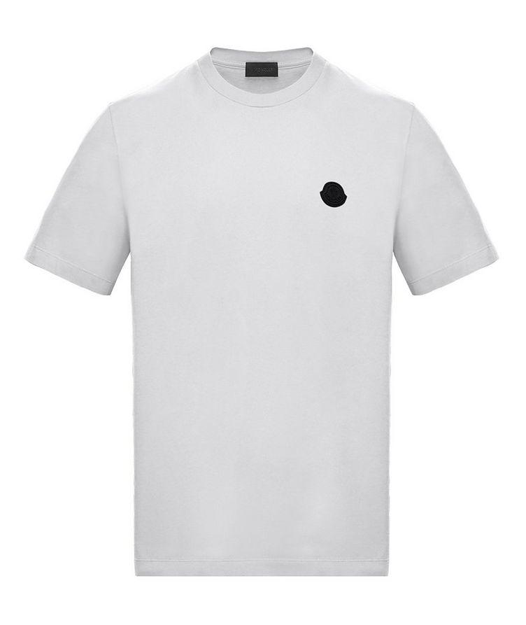 Cotton Crewneck T-Shirt image 0