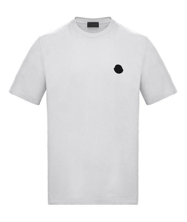 Cotton Crewneck T-Shirt picture 1