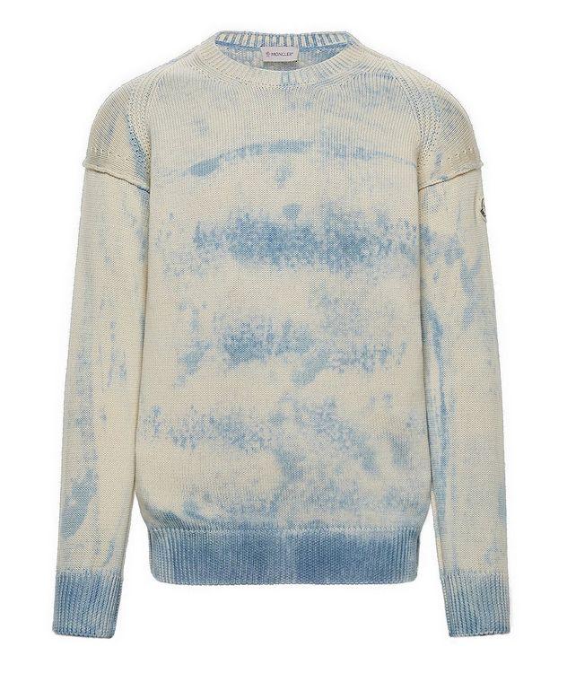 Oversized Tie-Dye Sweater picture 1