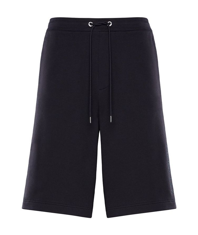 Cotton French Terry Shorts image 0