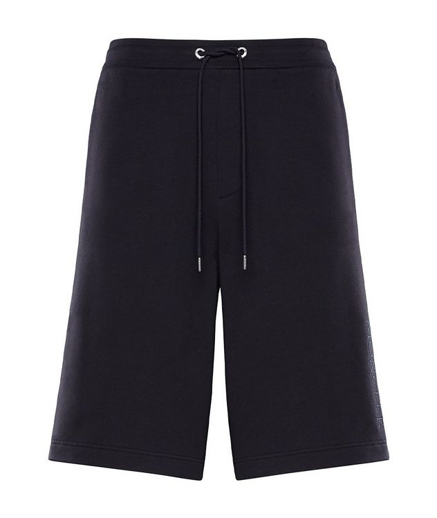 Cotton French Terry Shorts picture 1