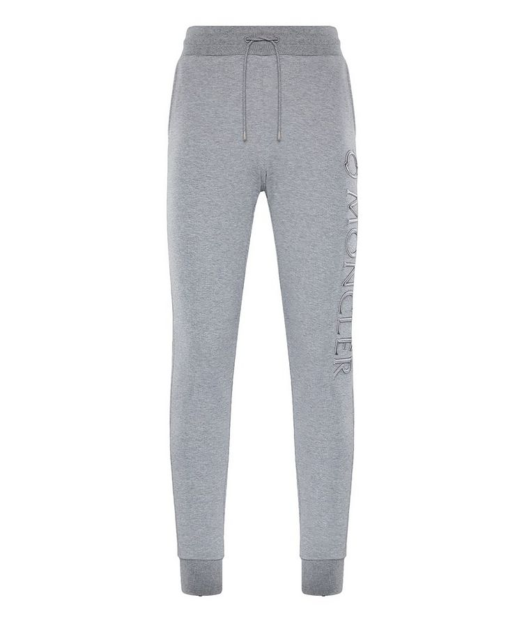Cotton French Terry Joggers image 0
